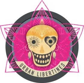 Logo Urban Libertines leicht abgeändert Petrol
