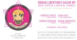 Urban Libertines Flyer 22.03.15